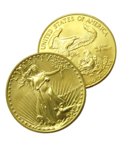 sell $50 gold eagle coin in Chicago, IL at Royal Jewelers and Loans